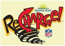 Recharge - Logo